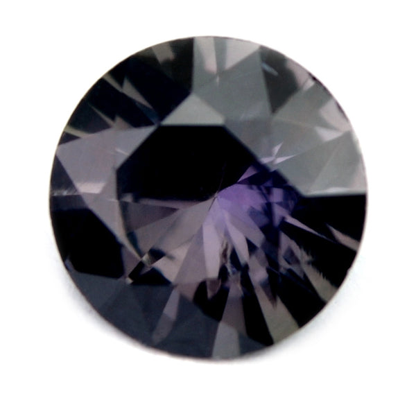 0.62ct Certified Natural Multicolor Sapphire