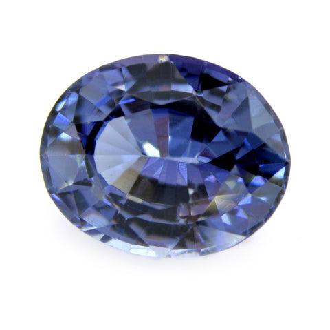 2.14ct Certified Natural Blue Spinel