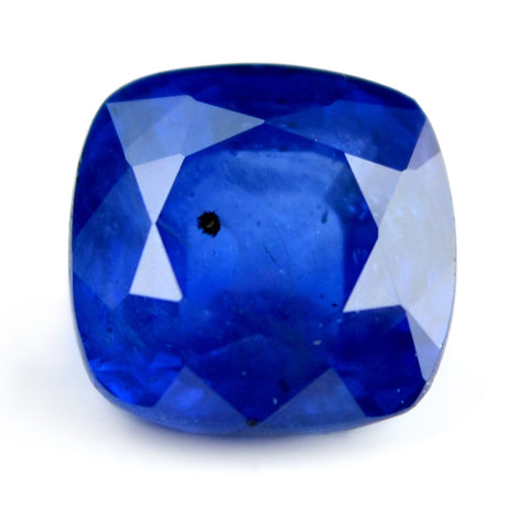 1.78ct Certified Natural Blue Sapphire