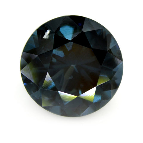 1.63ct Certified Natural Teal Spinel
