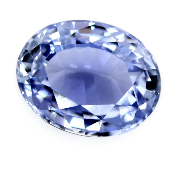 2.37 ct Certified Natural Blue Sapphire