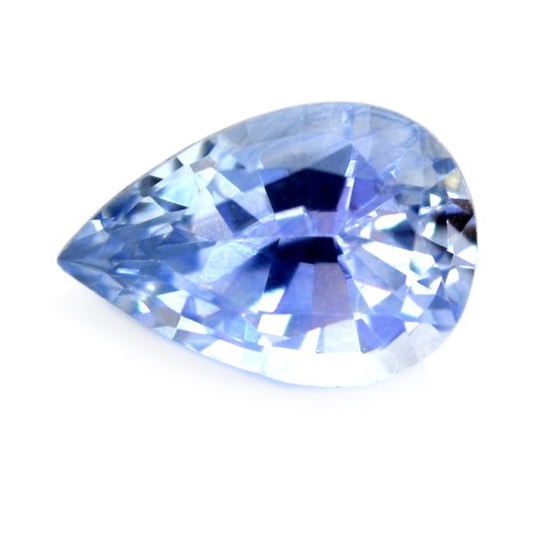 0.68ct Certified Natural Blue Sapphire