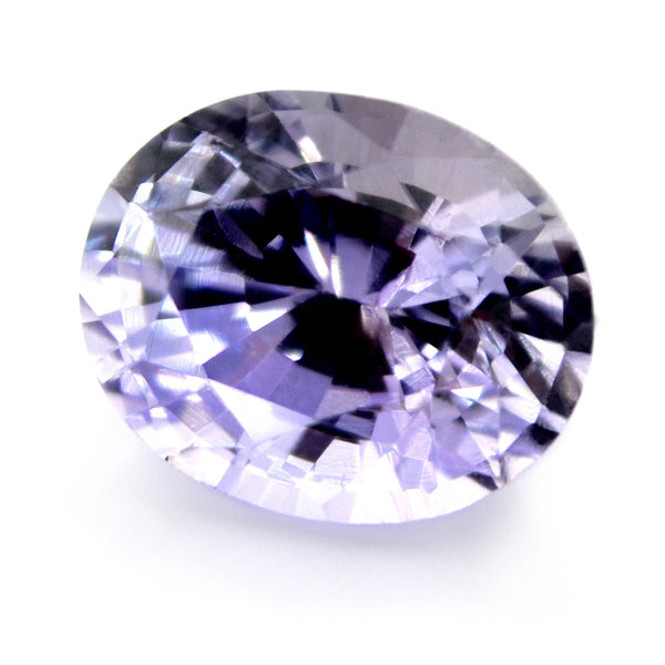 1.19 ct Certified Natural Lavender Sapphire