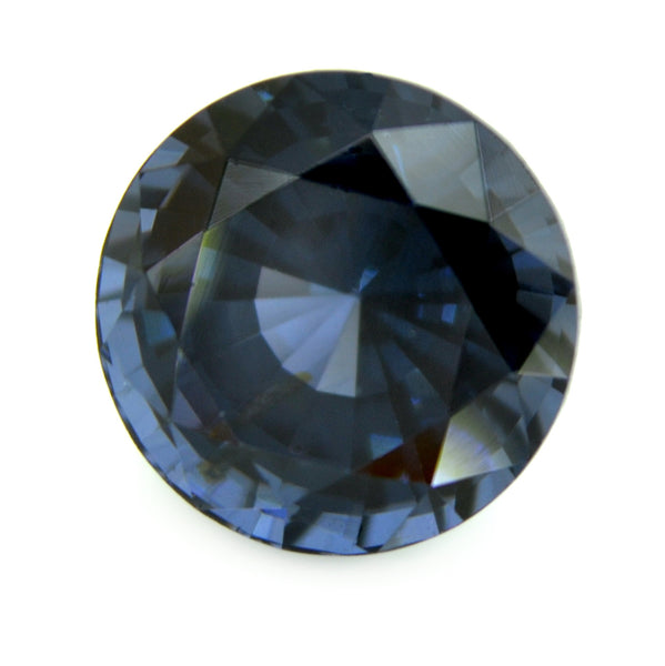 2.44ct Certified Natural Blue Spinel