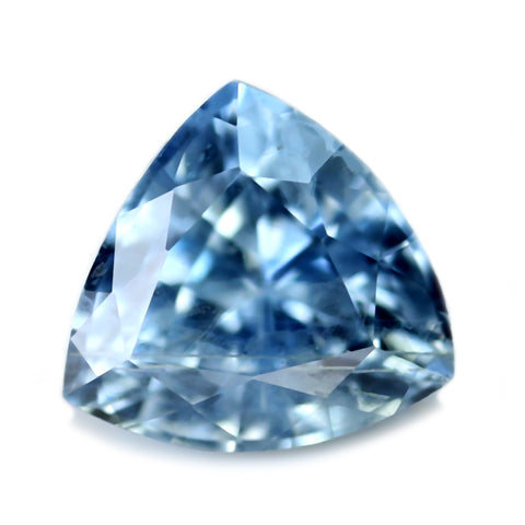 0.70ct Certified Natural Blue Sapphire