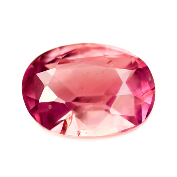 0.34ct Certified Natural Padparadscha Sapphire