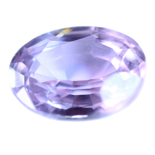 0.71ct Certified Natural Purple Sapphire