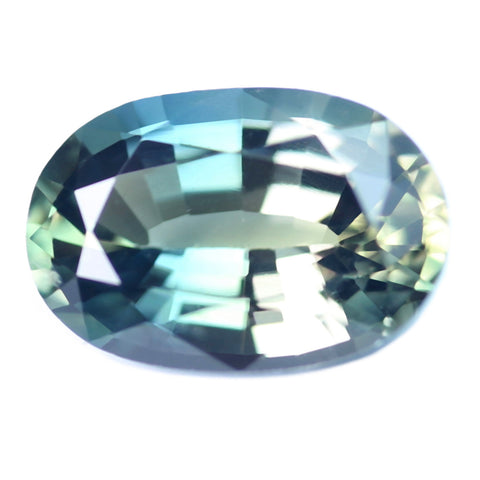 0.72ct Certified Natural Color Change Sapphire