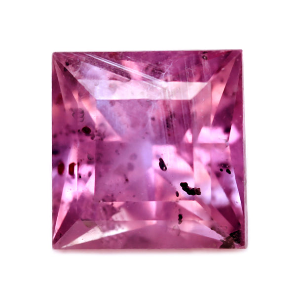 0.61ct Certified Natural Pink Sapphire