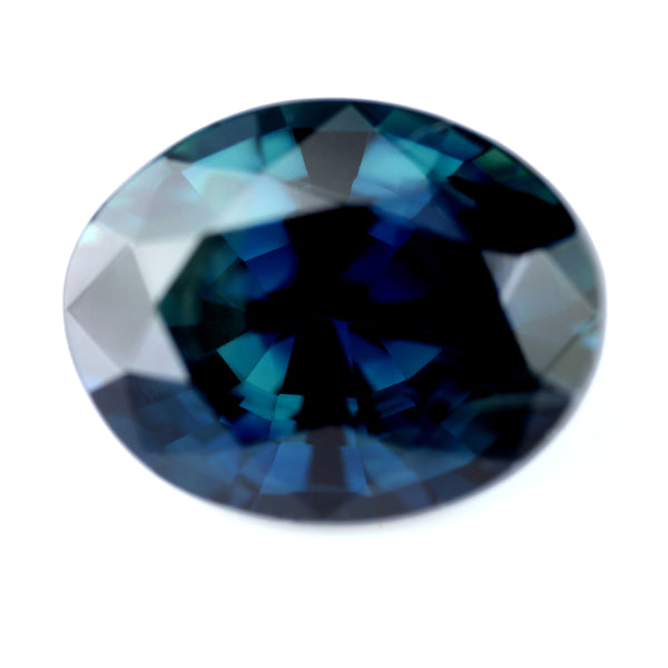 1.33ct Certified Natural Blue Sapphire