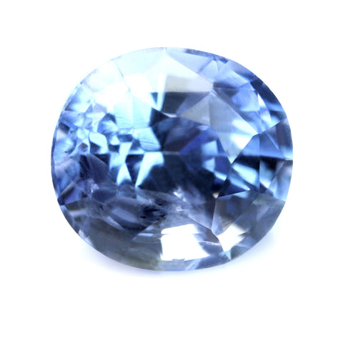 1.27ct Certified Natural Blue Sapphire