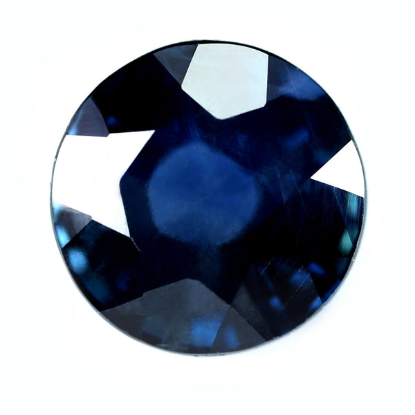 2.02ct Certified Natural Blue Sapphire