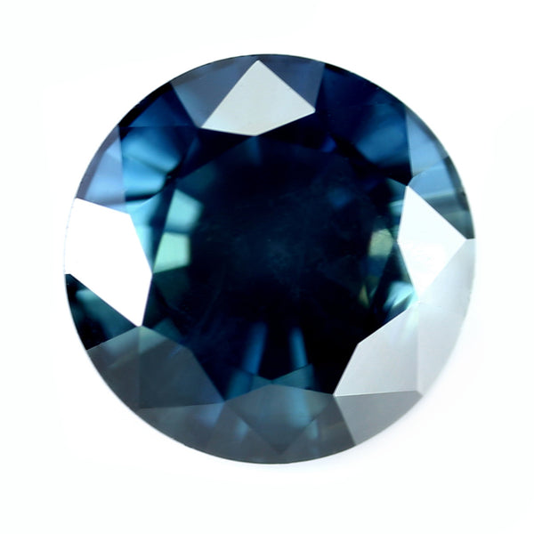 1.20ct Certified Natural Blue Sapphire
