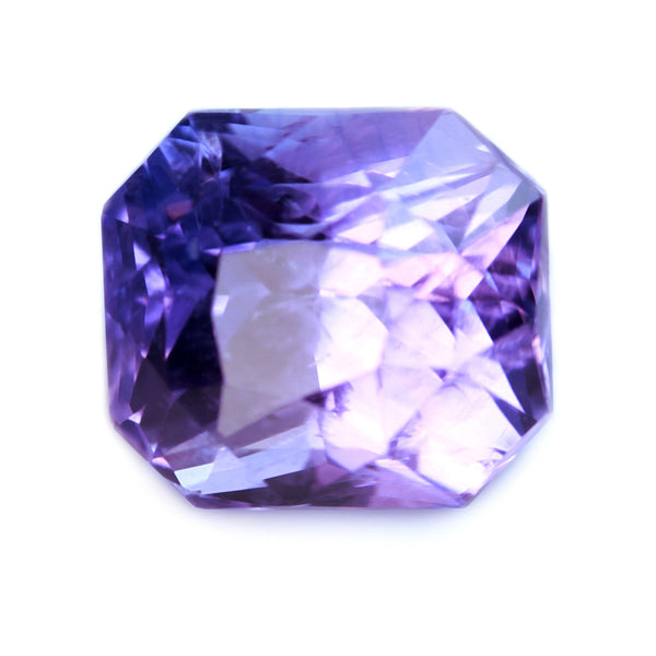 1.59ct Certified Natural Purple Sapphire