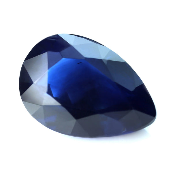 2.94ct Certified Natural Blue Sapphire