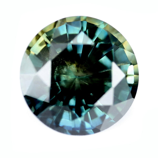 0.87ct Certified Natural Multicolor Sapphire
