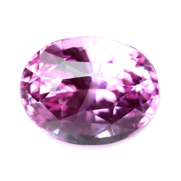 1.03ct Certified Natural Pink Sapphire