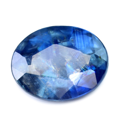 1.47ct Certified Natural Blue Sapphire