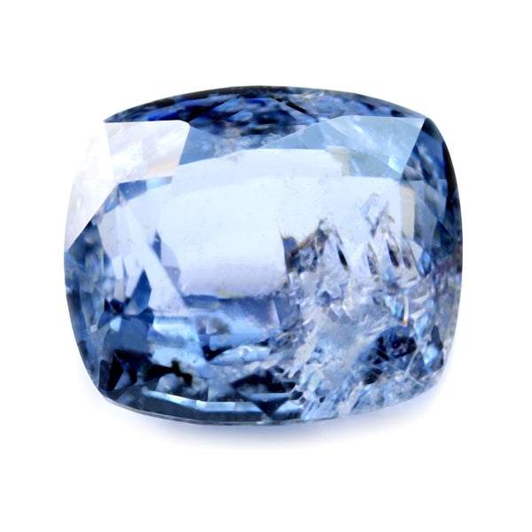 1.70ct Certified Natural Blue Sapphire