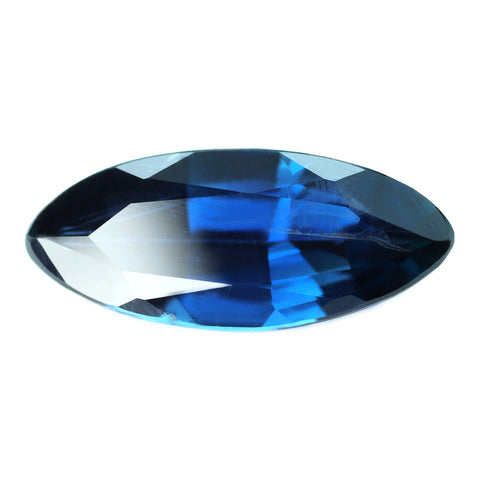 1.14ct Certified Natural Blue Sapphire
