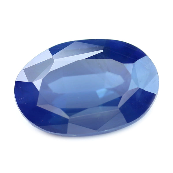 0.94ct Certified Natural Blue Sapphire