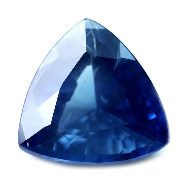 1.15ct Certified Natural Blue Sapphire