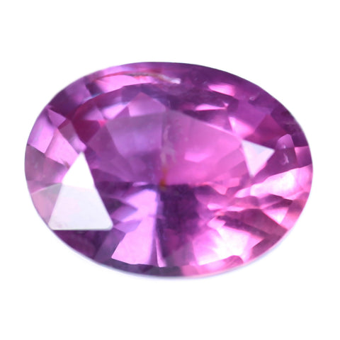0.41ct Certified Natural Pink Sapphire