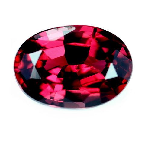 0.48ct Certified Natural Red Ruby