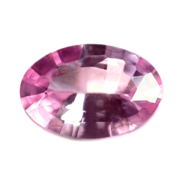 0.37ct Certified Natural Pink Sapphire