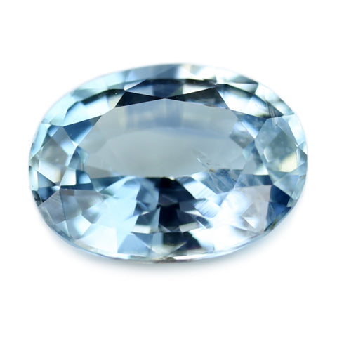 0.53ct Certified Natural Blue Sapphire