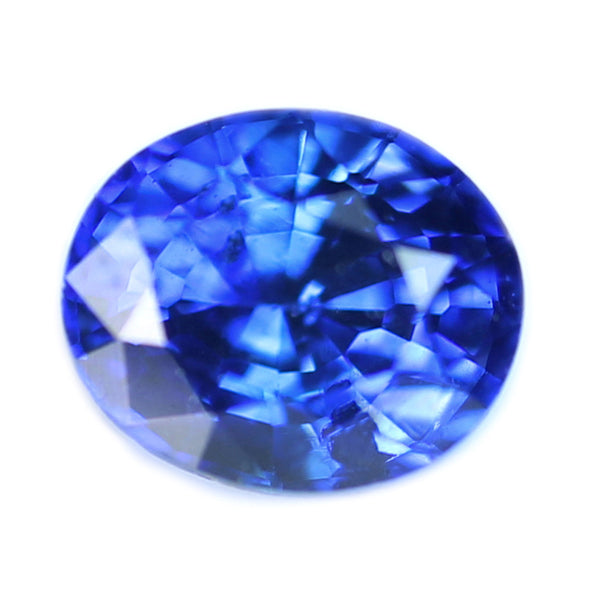0.29ct Certified Natural Blue Sapphire