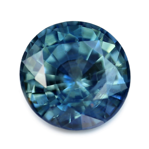 0.52ct Certified Natural Blue Sapphire