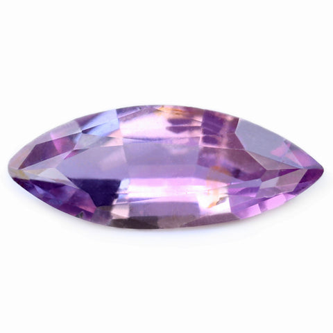 0.45ct Certified Natural Lavender Sapphire