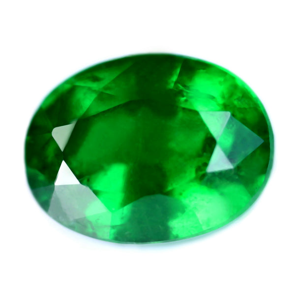 1.30ct Certified Natural Green Tsavorite