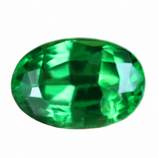 1.33ct Certified Natural Green Tsavorite