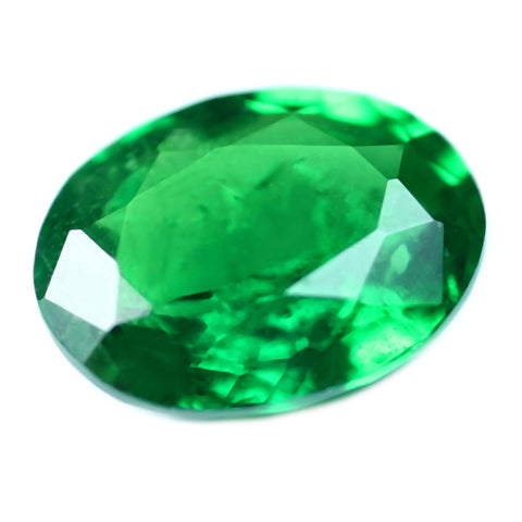 0.44ct Certified Natural Green Tsavorite