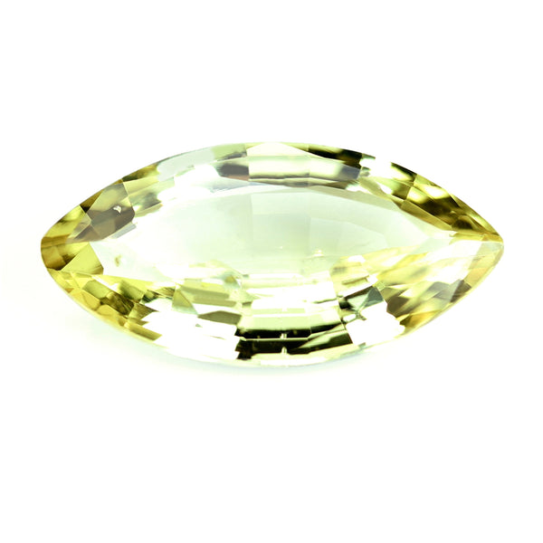 0.86ct Certified Natural Yellow Sapphire