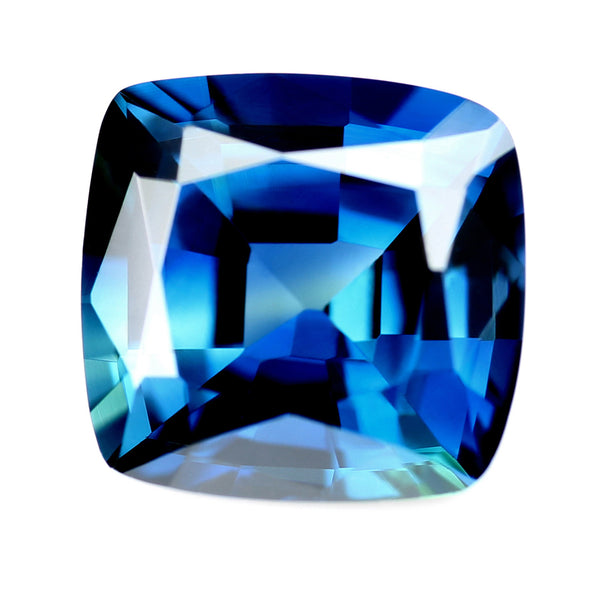 1.90ct Certified Natural Blue Sapphire