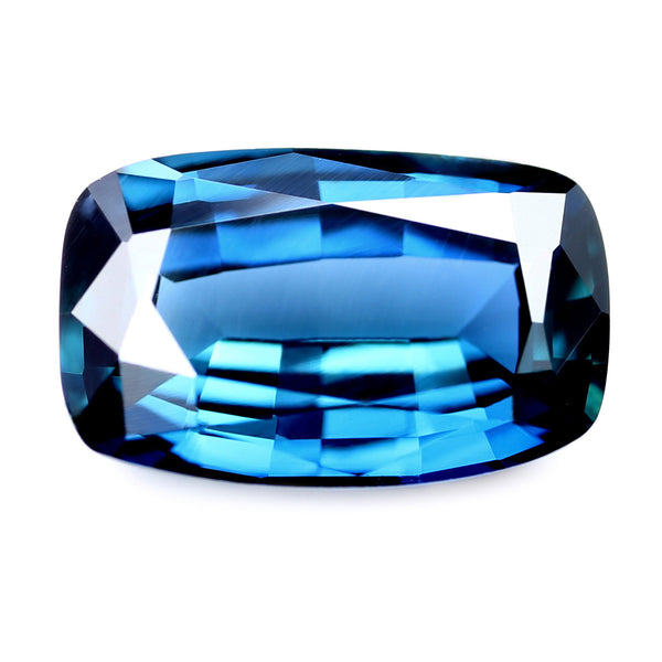 1.39ct Certified Natural Blue Sapphire