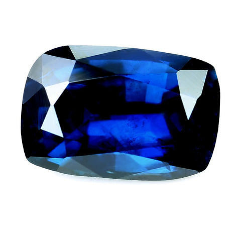 1.04ct Certified Natural Blue Sapphire