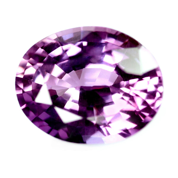 1.10ct Certified Natural Pink Sapphire