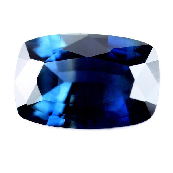 1.31ct Certified Natural Blue Sapphire