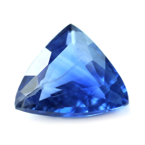 0.48ct Certified Natural Blue Sapphire