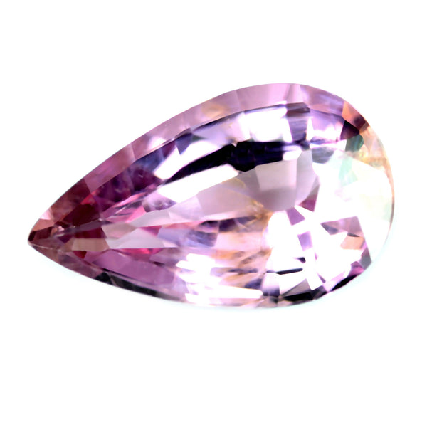 1.21ct Certified Natural Peach Spinel