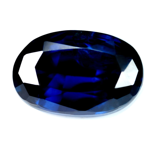 2.41ct Certified Natural Blue Sapphire