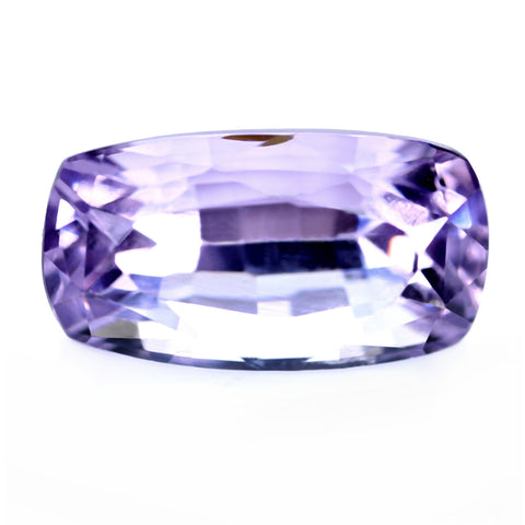 1.42ct Certified Natural Violet Spinel