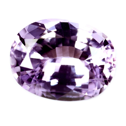 1.57ct Certified Natural Purple Sapphire