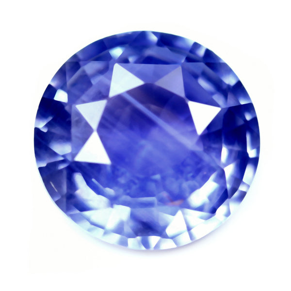 0.92ct Certified Natural Violet Sapphire