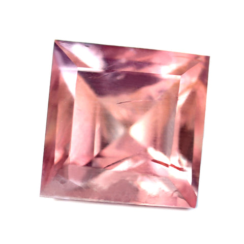 0.69ct Certified Natural Padparadscha Sapphire