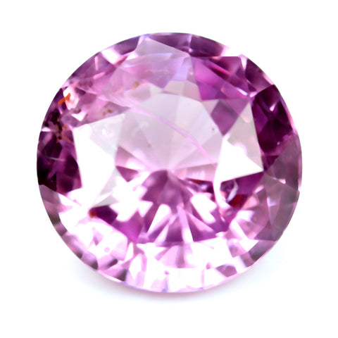 1.35ct Certified Natural Pink Sapphire